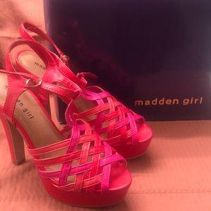 """Steve Madden """"Madden Girl"""" heels"""